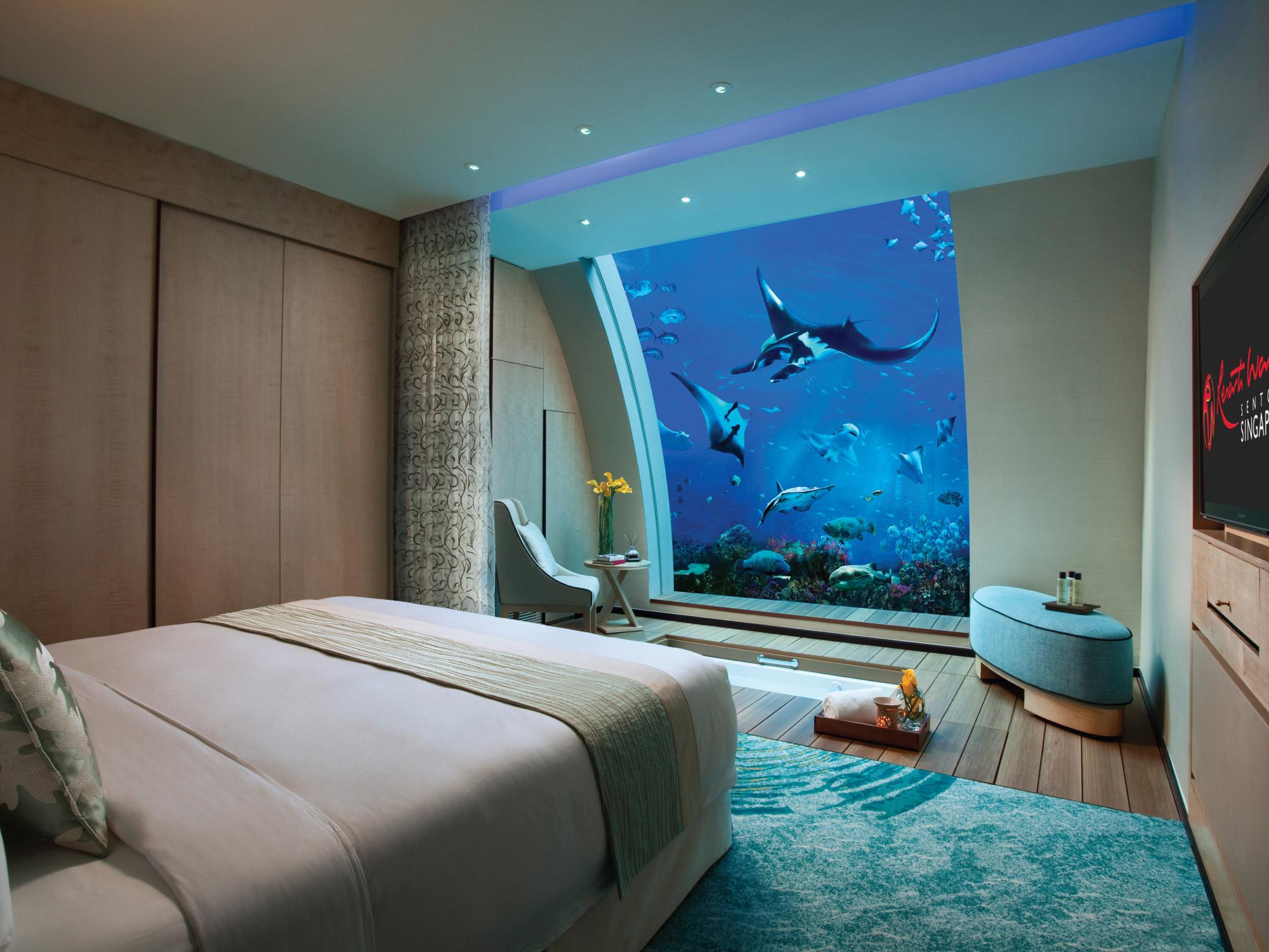 Ocean Suites & Dolphin Island, Resorts World Sentosa