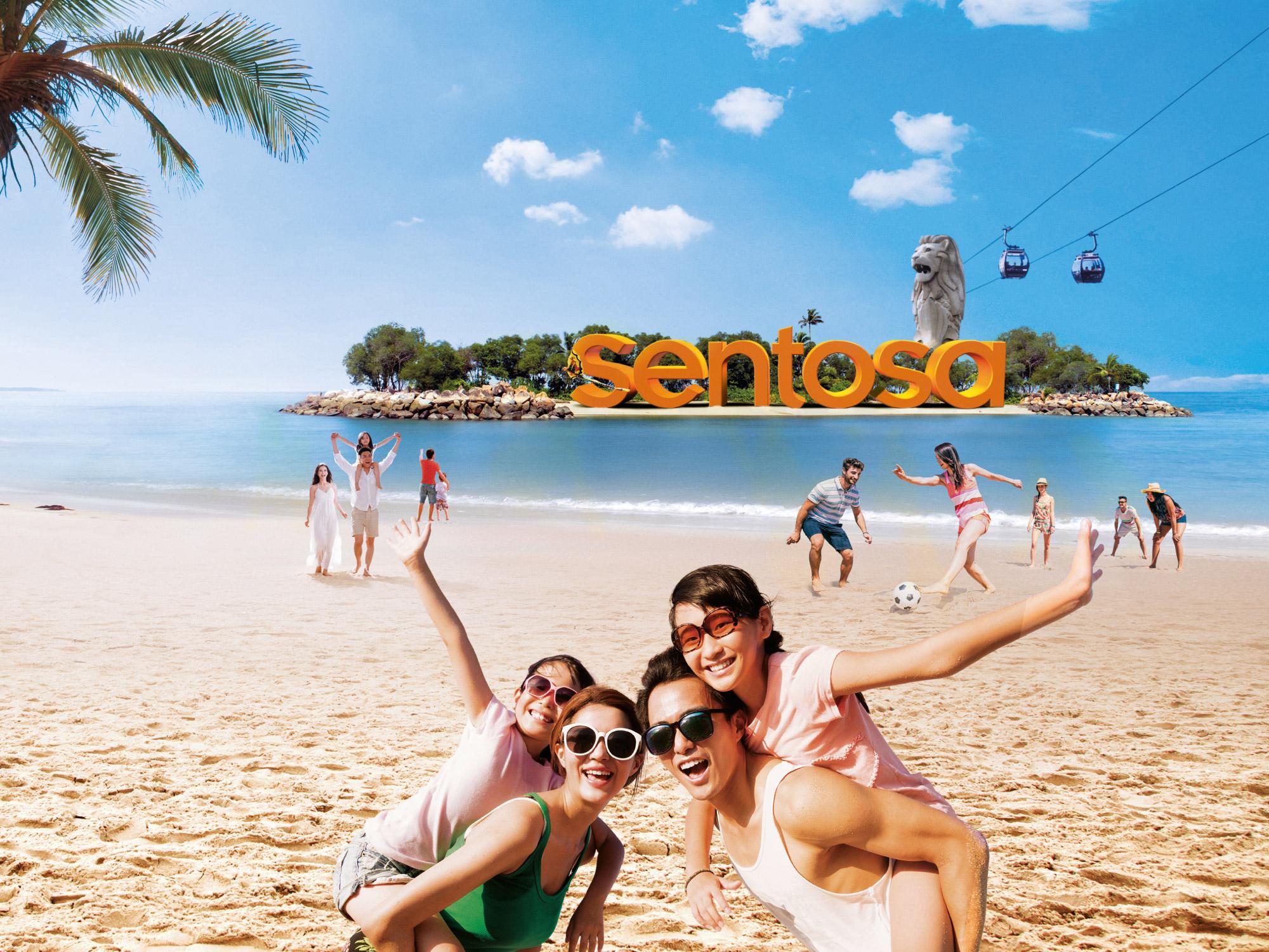 Sentosa, The State of Fun