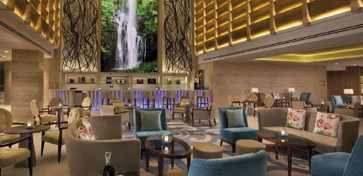 Equarius Hotel and Beach Villas at Resorts World Sentosa