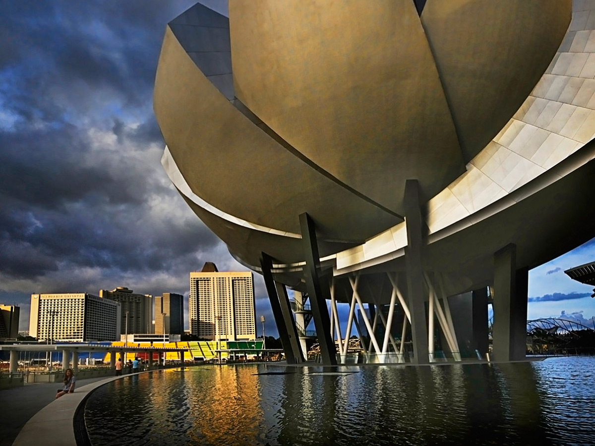 ArtScience Museum at Marina Bay Sands®